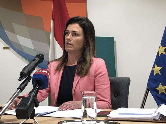 Economy: Judit Varga received a gift of one and a half million forints