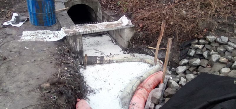 Suspected Szigetszentmiklós oil contamination did not check a polygraph