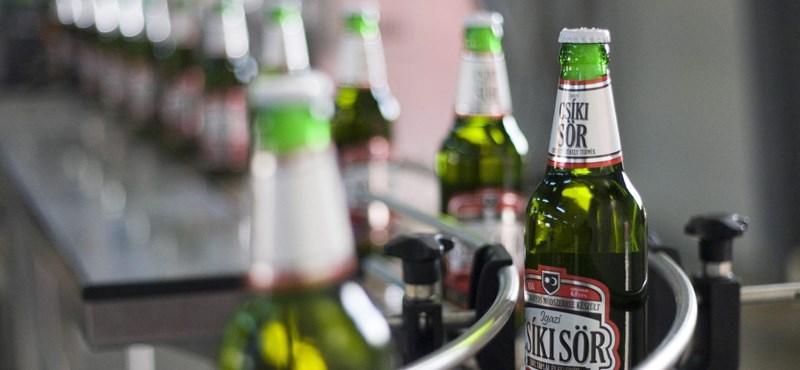 Csíki Beer Factory sells bear droppings in canned foods