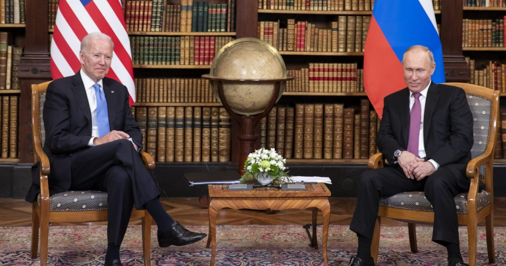 Index - Abroad - Biden called Putin and talked about Russian cyberattacks