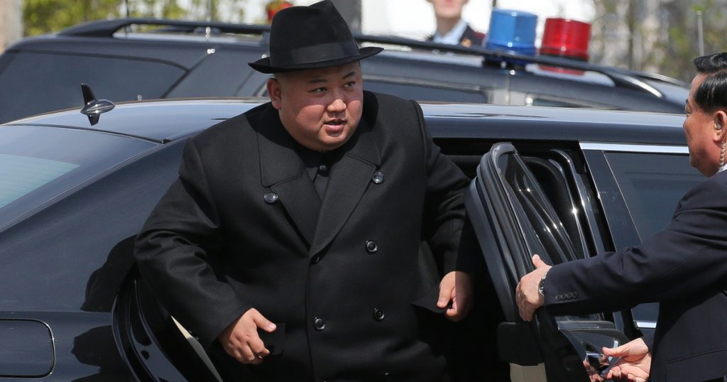 Index - Abroad - Kim Jong-un prepares for confrontation with the United States