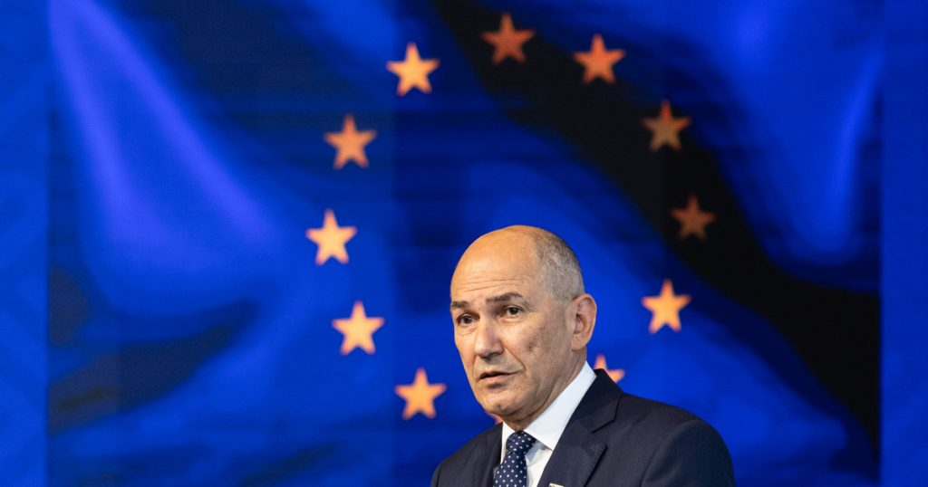 Index - Abroad - Slovenia takes over EU presidency, decision on infringement action against Hungary next week