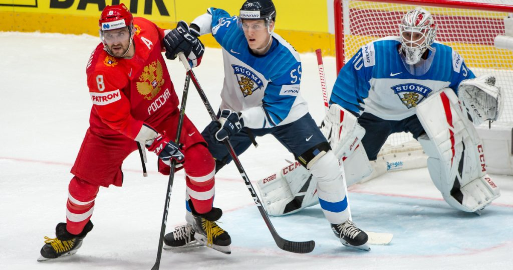 Index - Sports - The Finnish goalkeeper shocked the Ovecskins in the semi-finals of the Hockey World Cup