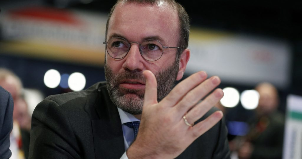 Index – abroad – Manfred Weber: Hungary should allow an independent study