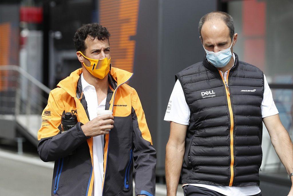 McLaren: csalódottak vagyunk Ricciardo miatt
