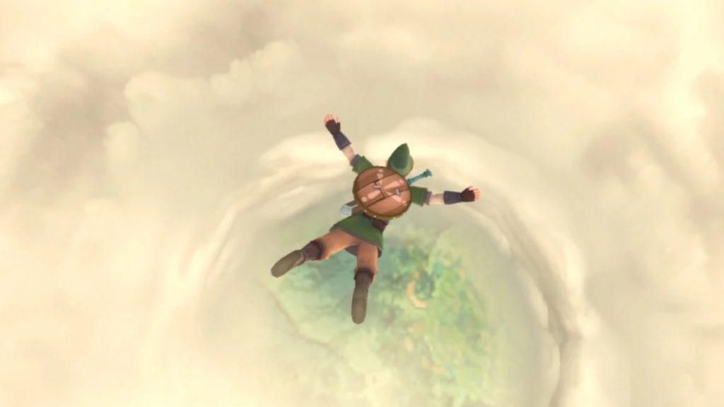 Skyward Sword HD first scores