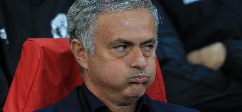 Tottenham put Jose Mourinho on the shovel