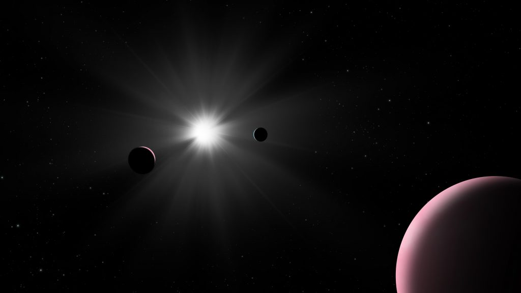 The European Space Telescope has discovered a planet unlike any other