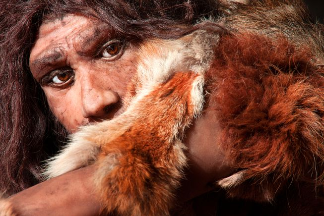 There were indeed artists among the Neanderthal people