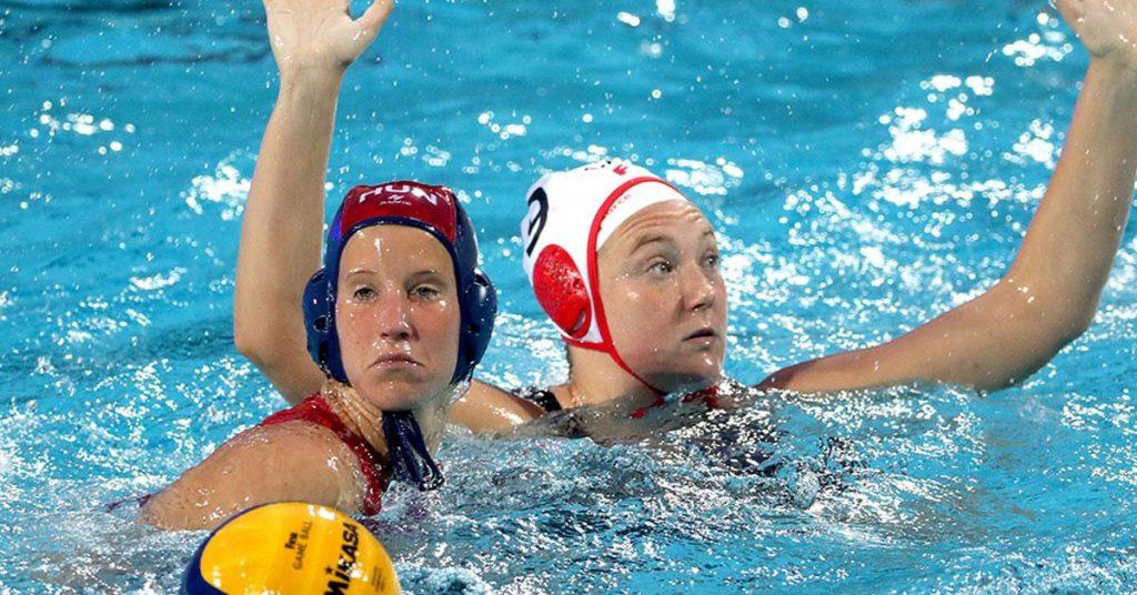 Tokyo 2020: The women's water polo team explores Canada