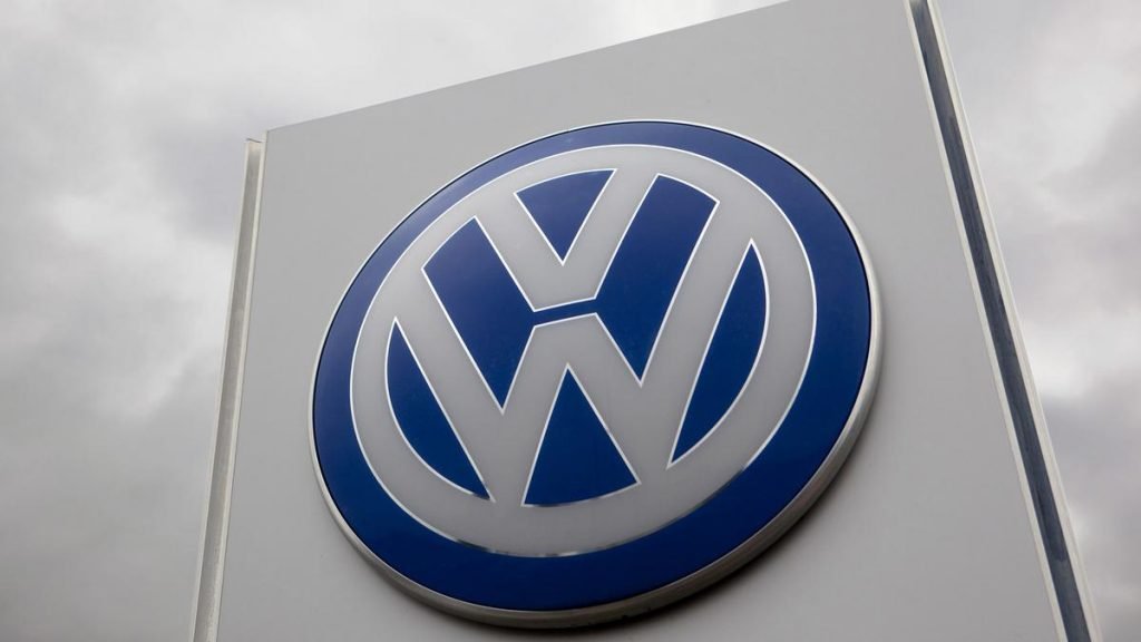 Volkswagen Group received another big fine