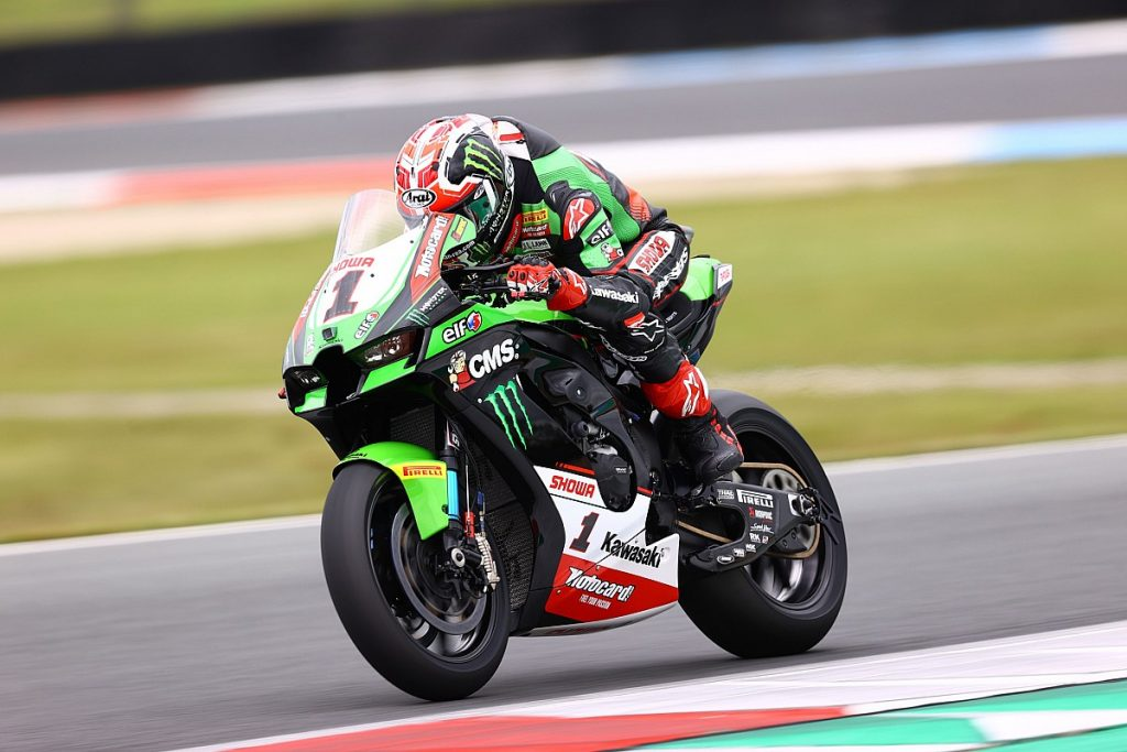 WSBK star does not rule out continuing in MotoGP