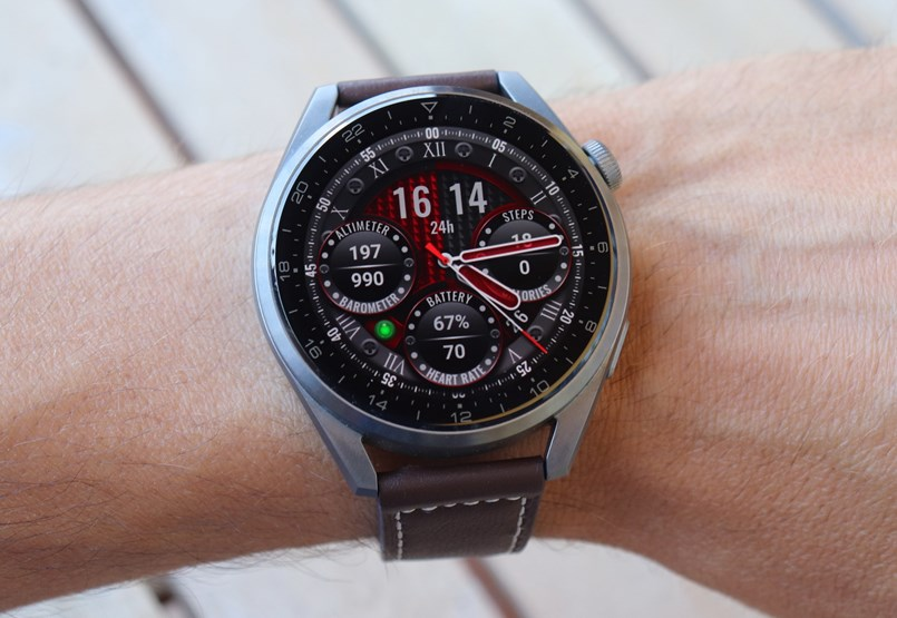 The most beautiful, the biggest, the smartest and the most expensive: this is the best Huawei watch so far