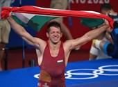 Tamás Lőrincz is the Olympic champion