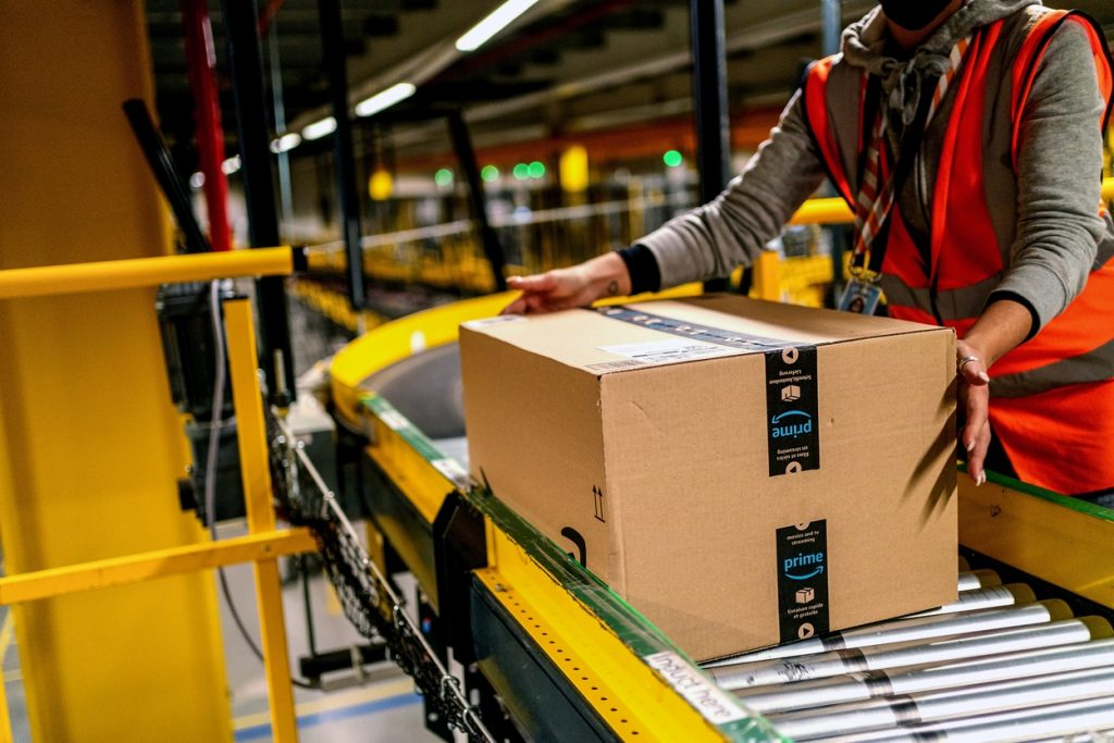 Amazon received a record penalty for violating the GDPR