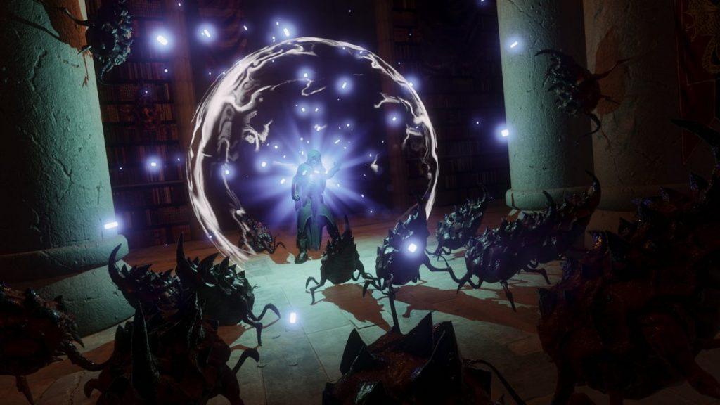 Former Elder Scrolls developers create a fantasy adventure in an open world, here is the first taste