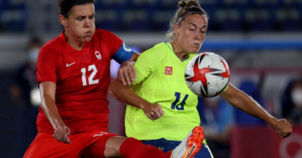 Tokyo 2020: Canada wins women's soccer championship on penalties