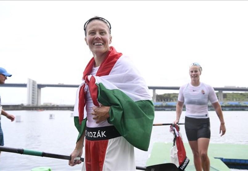 Danuta Kozak is the most successful Hungarian Olympian of all time