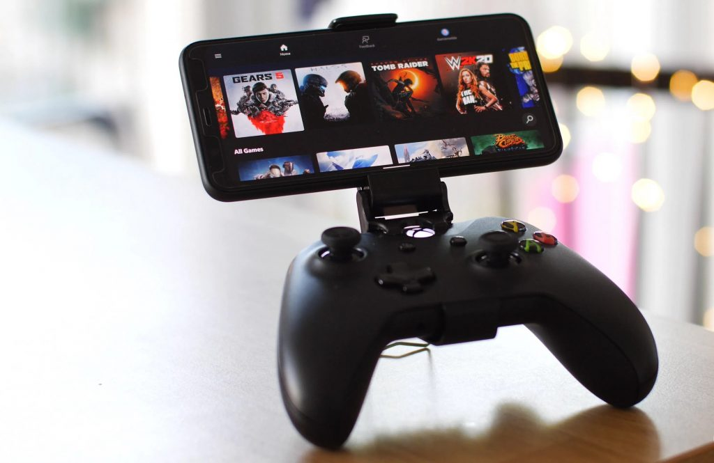 Microsoft's game streaming service is on
