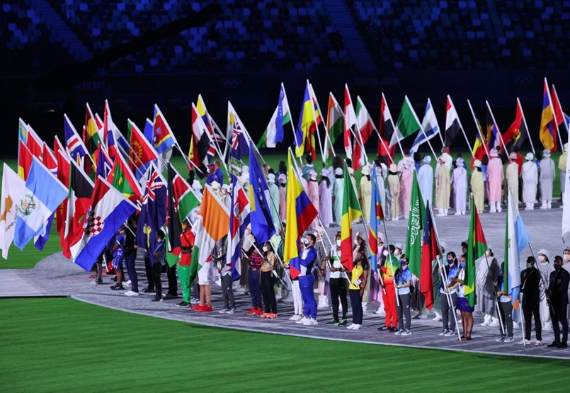 The closing ceremony was held in Tokyo, bid farewell to the Olympic Games - 6 gold, 7 silver and 7 bronze on the Hungarian scales.