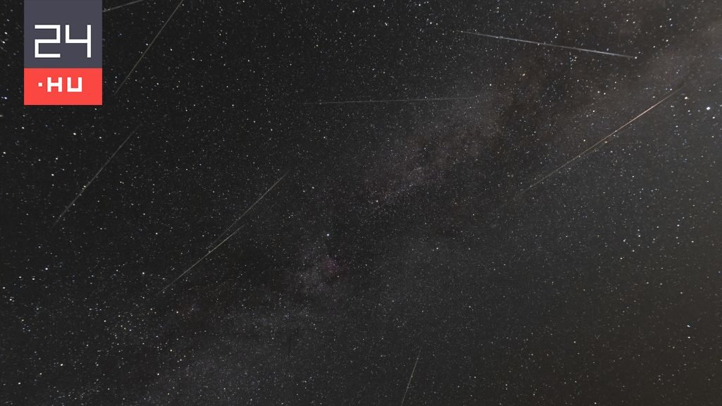 Perseids: We can see most of the meteors from midnight