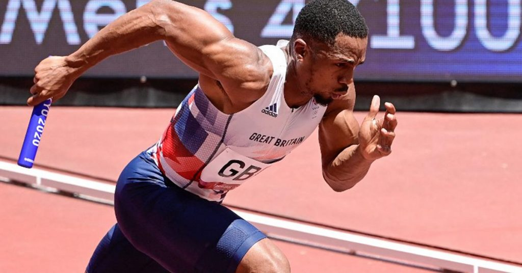 'It's tragic' - a British 4x100 plane could fall out of silver