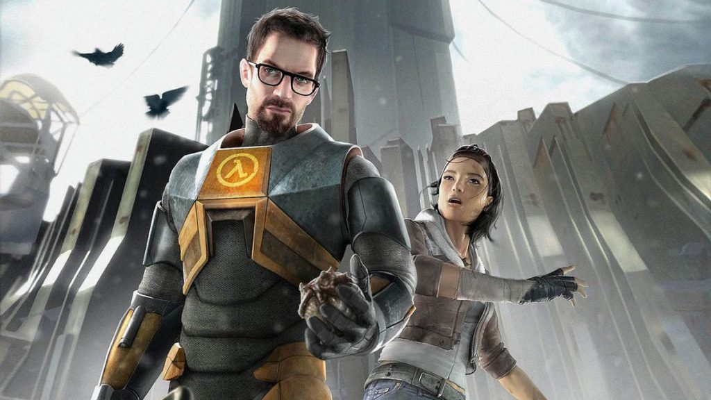 Not many people have played Half-Life 2 at the same time since the number of players was recorded