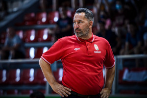 Under the leadership of László Cziczás, the daughter team has done world-famous work Source: FIBA.
