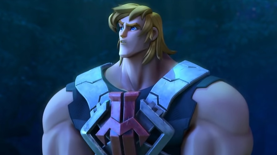 A preview of another Netflix adaptation of He-Man has arrived, this time bringing the Lord of the World to life with CGI angular animation