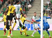Ferencváros exited and did not make it to the main board BL