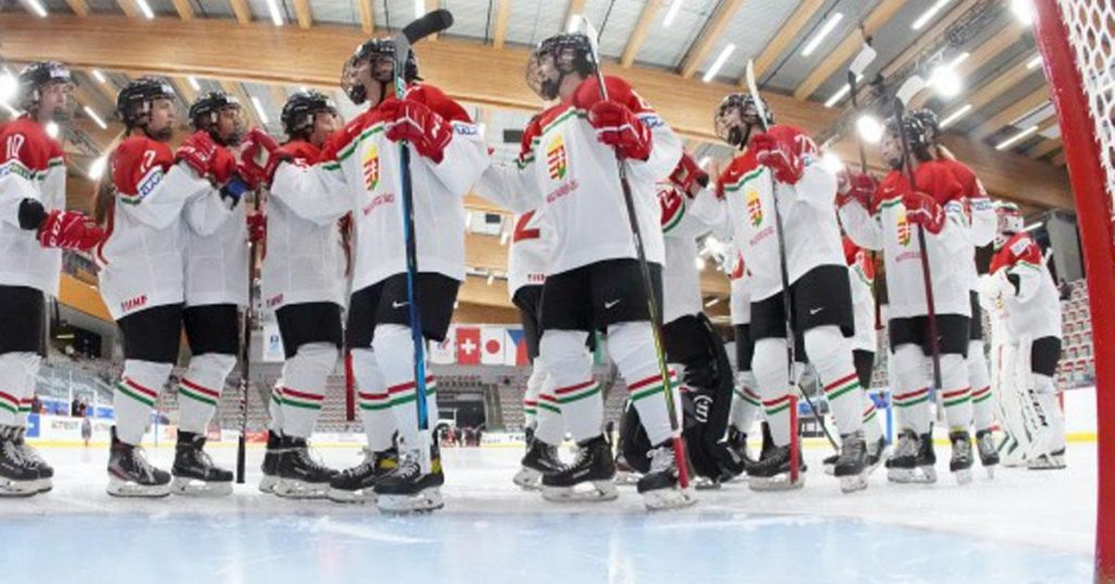 Women's Hockey World Cup: Hungarians are caught, they can't go on