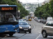 Moderator: Two-thirds of Fideszians are not bothered by traffic jams due to renovations in Budapest