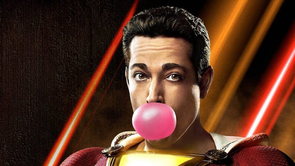 Shazam takes a little longer!  2. Filming his first movie, but the director indicated that the work will be finished soon
