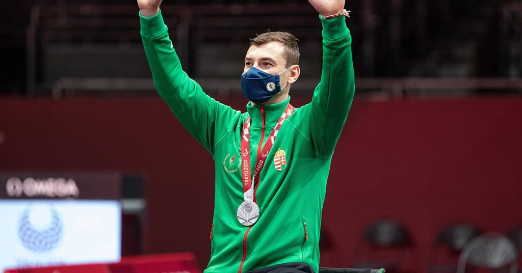 Paralympics 2020: 1 day, 2 Hungarian medals in Tokyo