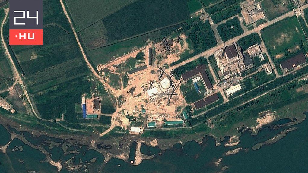 Satellite images from North Korea show alarming developments