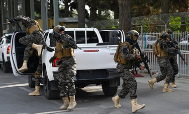 The Americans have withdrawn, the Taliban is already in control of the Kabul airport - minute by minute about the situation in Afghanistan