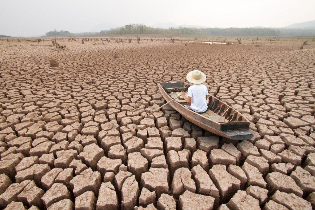 According to the IPCC worst-case scenario, global warming will reach 4.4°C