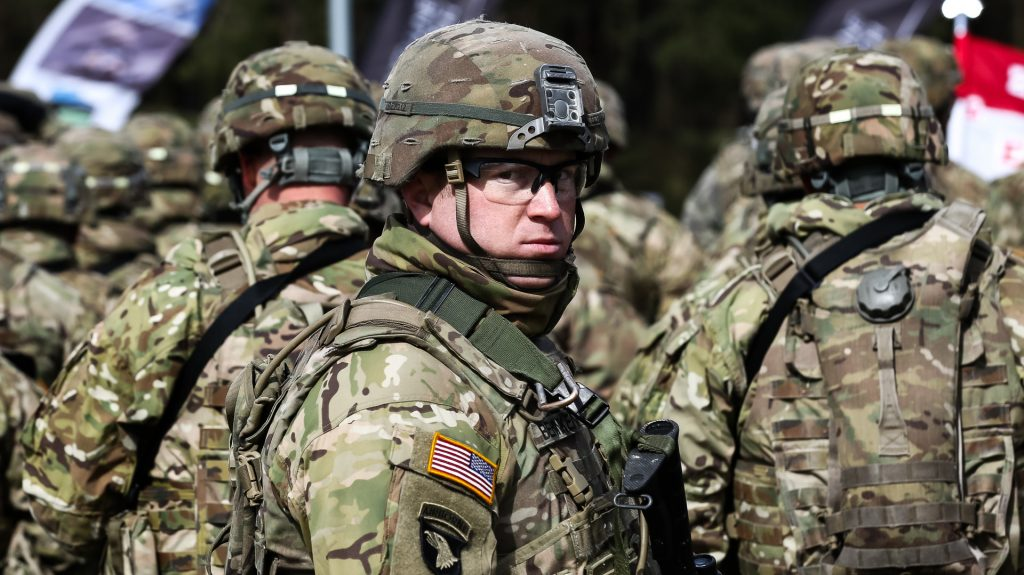 America is allegedly very angry with the Polish media law, and is considering moving its soldiers