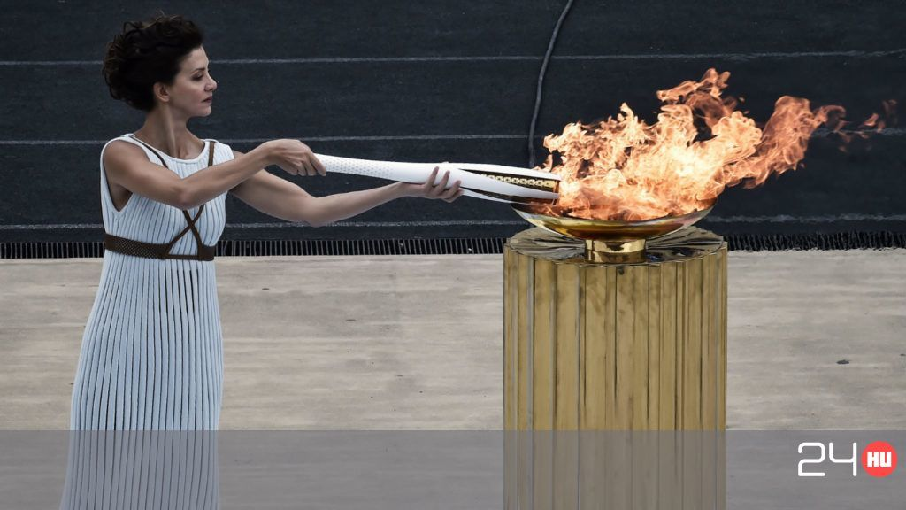As in ancient times: Once again the Olympic Games will be a symbol of peace