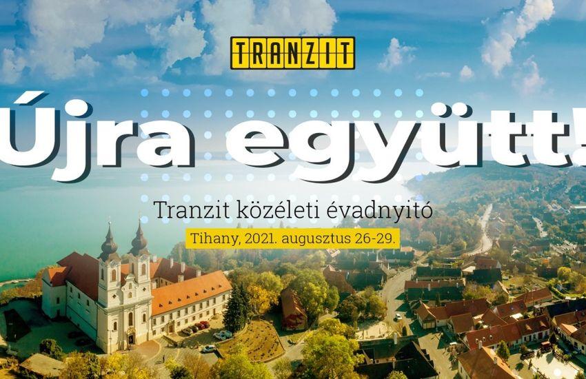 Crossing: Opening of the public season in Tihany