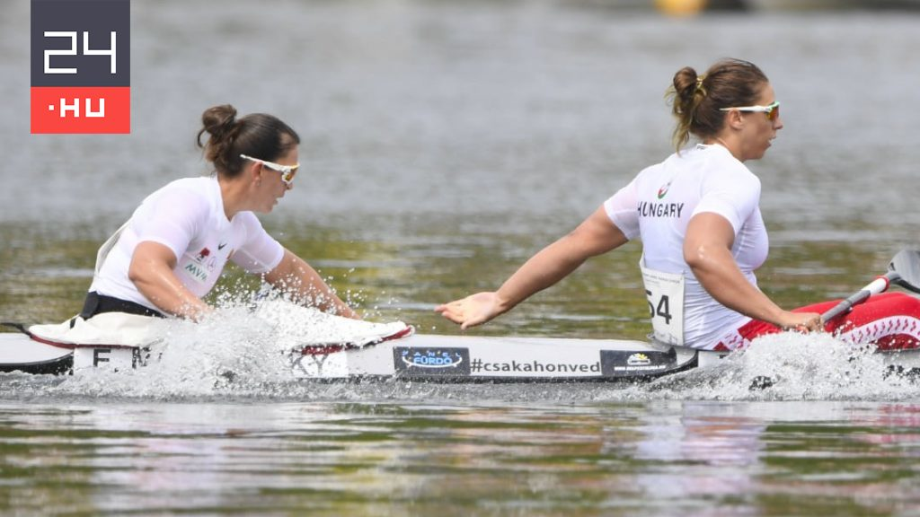 Csipes' pairs, Medveczky and Bálint Kopasz also field-trained in kayak-canoe-ib