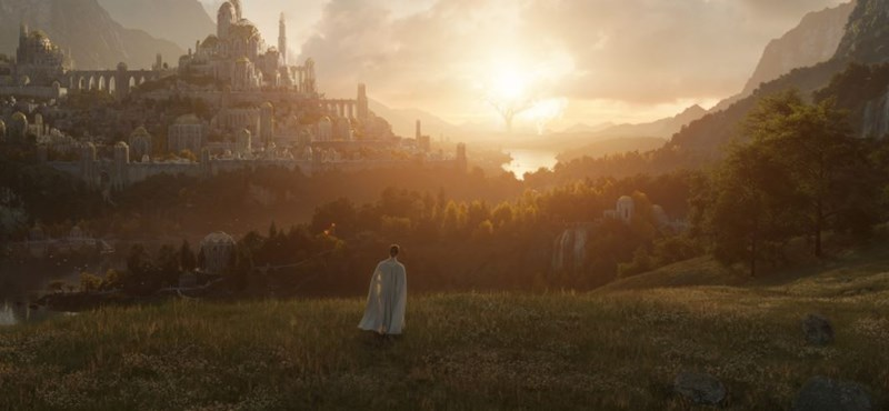 Instead of New Zealand, Lord of the Rings is being filmed in Britain