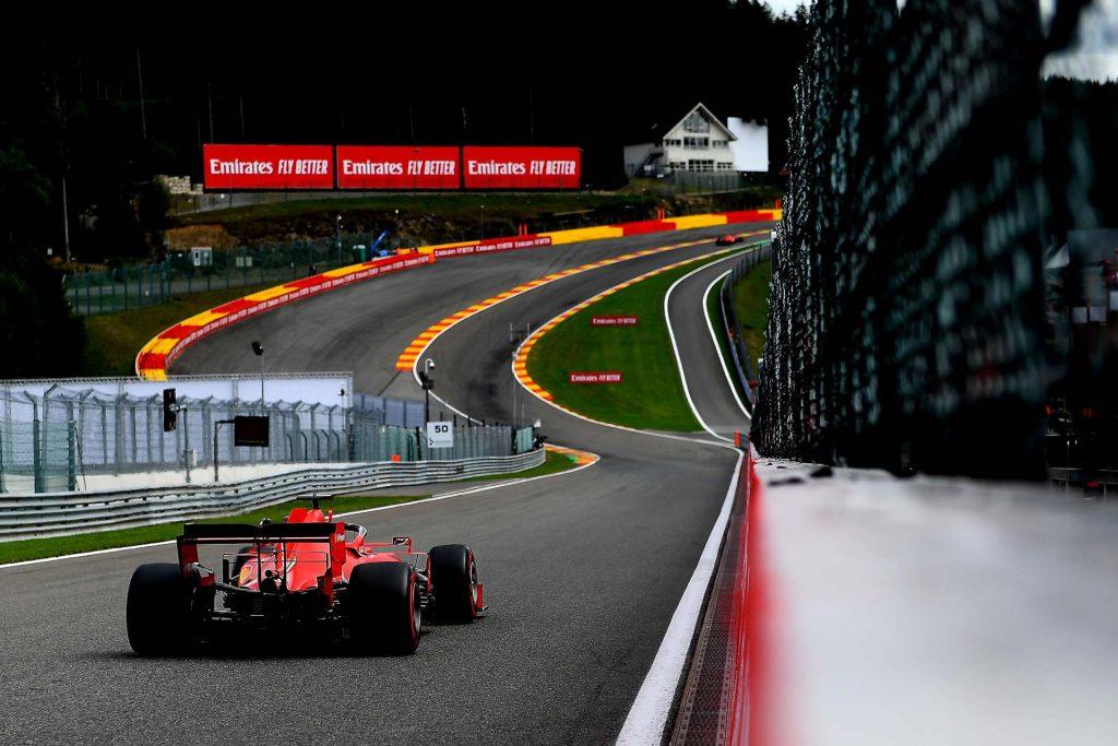 Eau Rouge is life-threatening, but Formula 1 needs it - F1VILÁG.HU