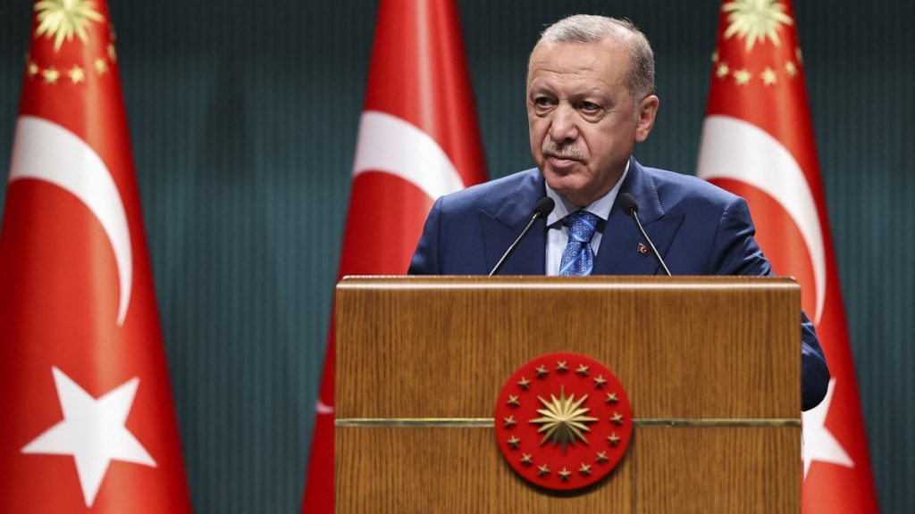 """Erdogan: Turkey is not obligated to become a """"repository of migrants"""" for Europe"""