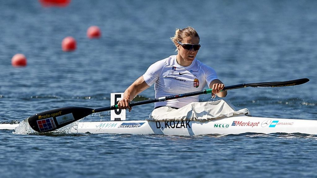 Four wins out of seven Hungarian kayak preliminaries