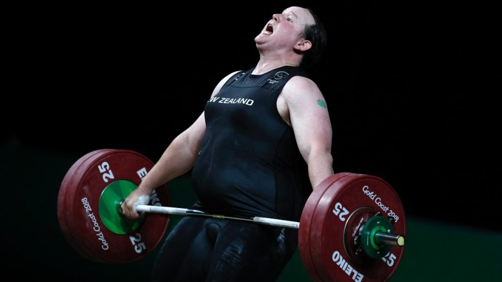 He will also start transgender weightlifting at the Tokyo Olympics