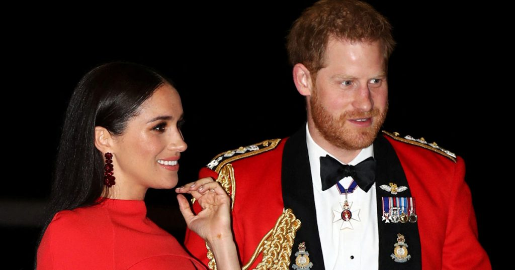 Index - Abroad - Meghan Markle wanted one for her birthday, but the English didn't like it