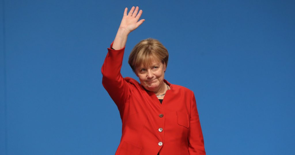 Index - Abroad - Merkel retires but how much will her pension be?