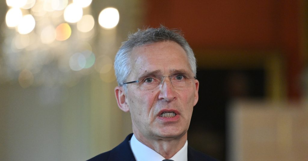 Index - Abroad - NATO Secretary General believes that China does not share Western values