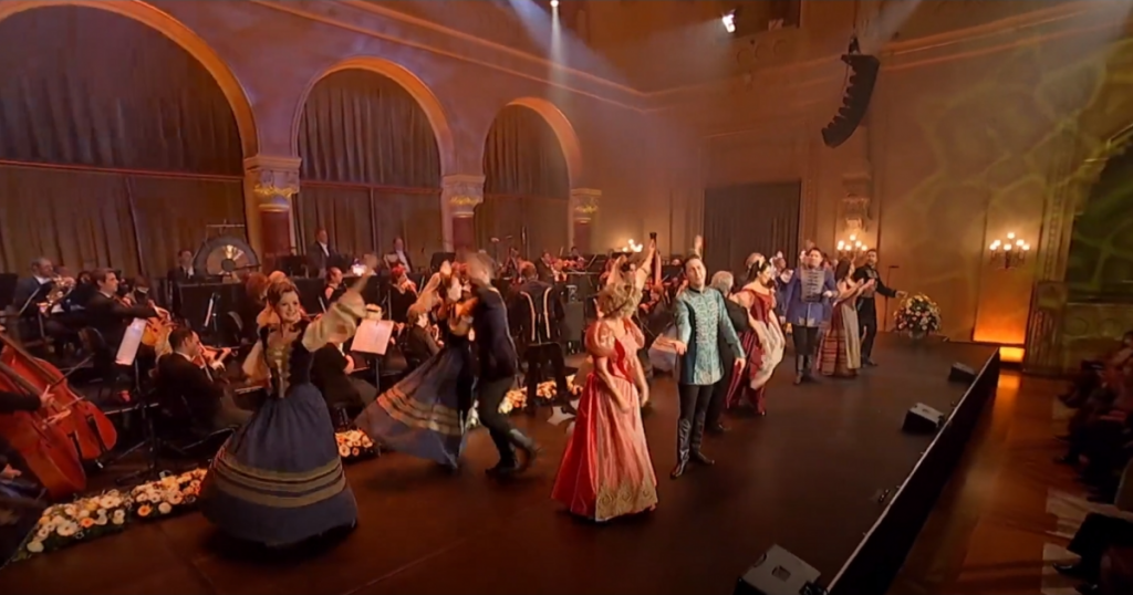 Index - Culture - Hungarian operetta performed abroad
